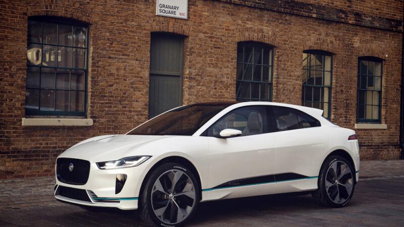 Jaguar l Pace del 2020 – Prueba de manejo