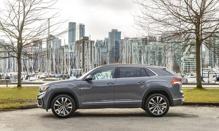 Prueba: Volkswagen Atlas Cross Sport, un SUV a la altura de los mejores del segmento