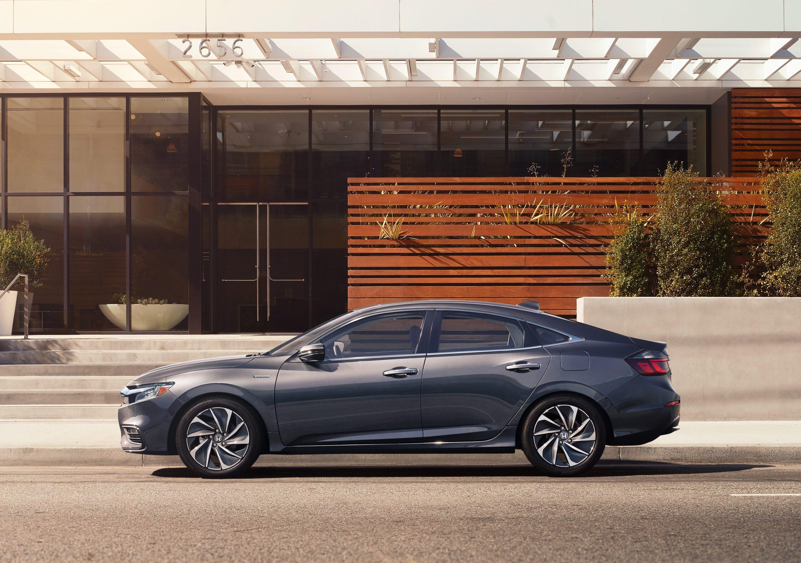 El Honda Insight del 2021 comienza a llegar a los concesionarios