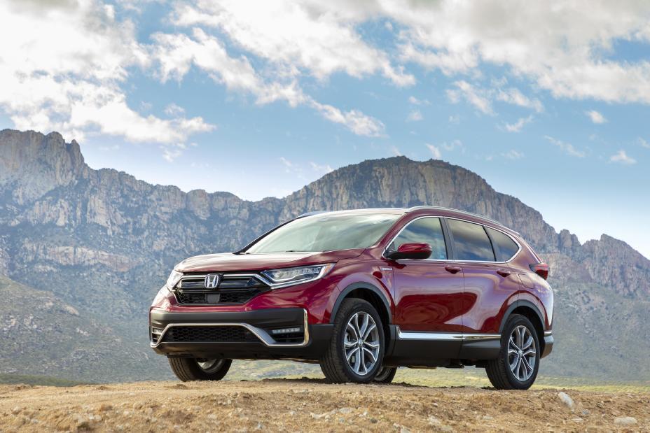 Prueba: Honda CR-V Híbrido del 2020, con más potencia que la versión normal