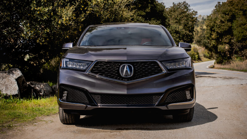 2020 Acura MDX SH-AWD wTech & A-Spec