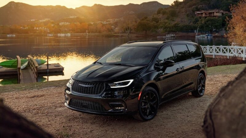 Chrysler Pacifica Hibrido del 2021, el único híbrido de su clase
