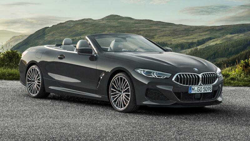 BMW 840i Convertible del 2020 – Prueba de manejo