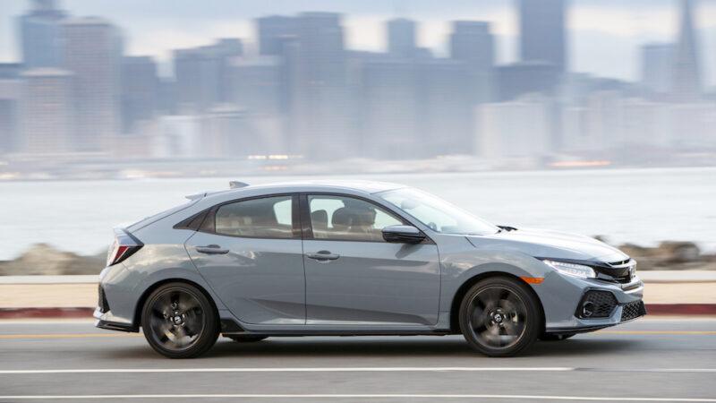 Honda Civic Hatchback Sport TRG del 2020 – Prueba de manejo