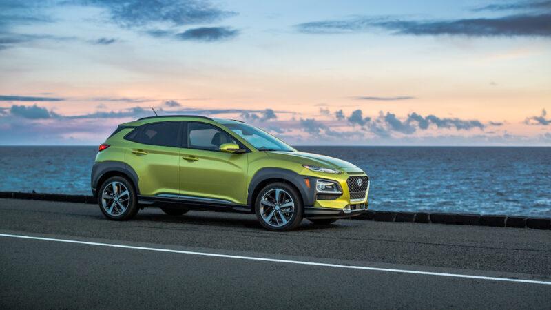 Hyundai Kona del 2020 – Un diseño fuera de lo común