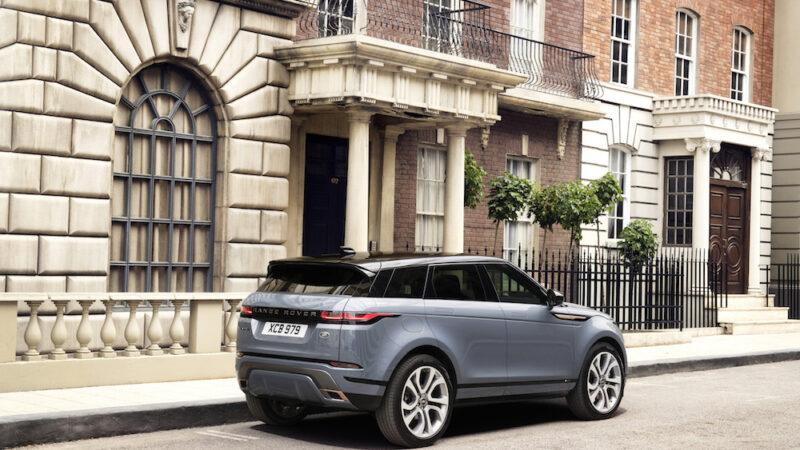 Range Rover Evoque Dyn HSE del 2020 – Prueba de manejo