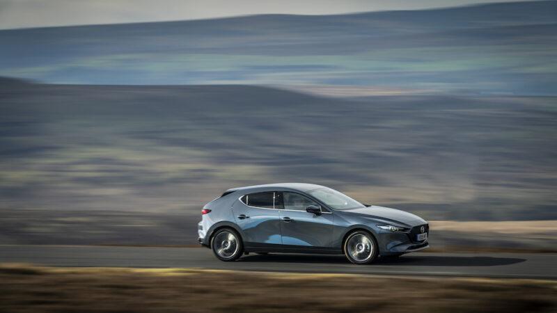 2020 Mazda 3 hatchback – deportivo y seductor