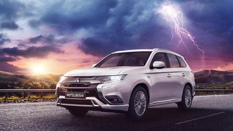 Mitsubishi Outlander PHEV del 2020 – Prueba de manejo
