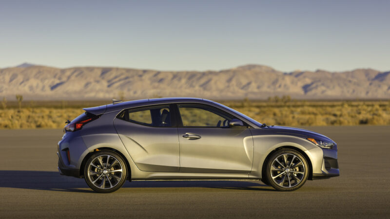 Hyundai Veloster Turbo del 2020 – Un deportivo diferente y divertido
