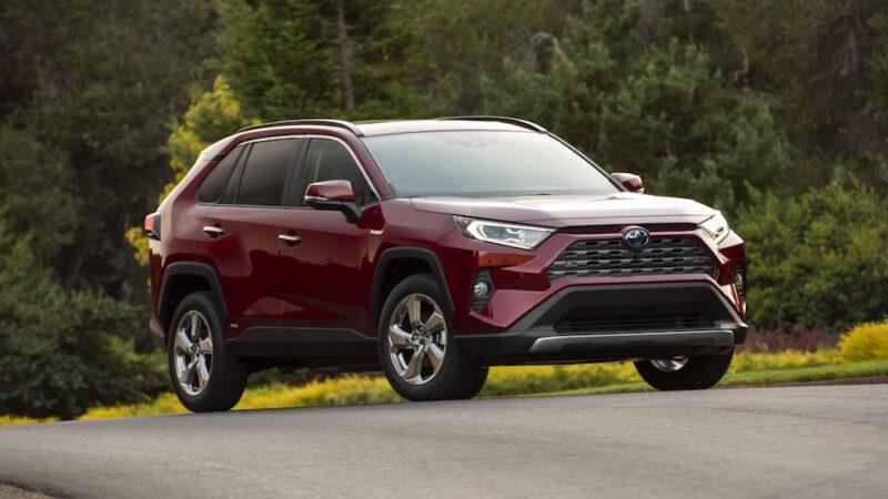 Toyota RAV4 Híbrido del 2020 – Prueba de manejo