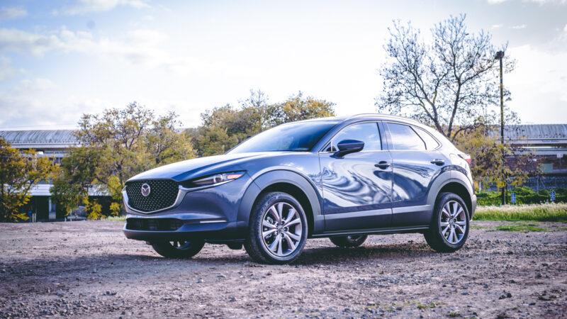 2020 Mazda CX-30 with Premium package – Prueba de Manejo
