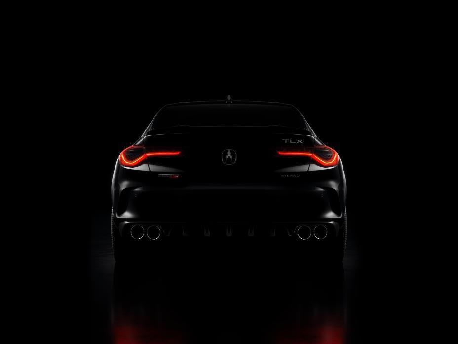 """Acura revelará el 28 de mayo y de manera digital el nuevo sedán deportivo el """"TLX"""""""