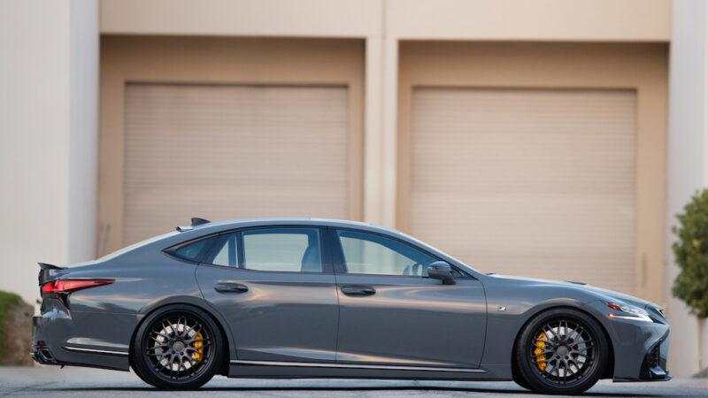 Lexus LS 500 del 2020 – Prueba de manejo