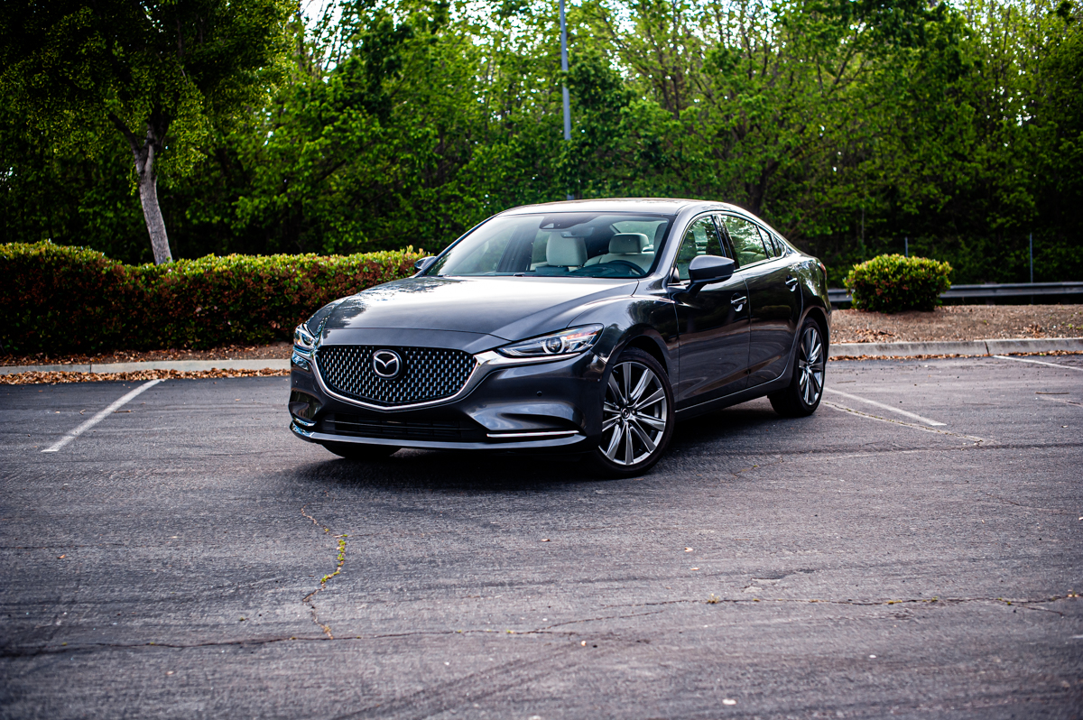 2020 Mazda 6 Signature. Prueba de Manejo!