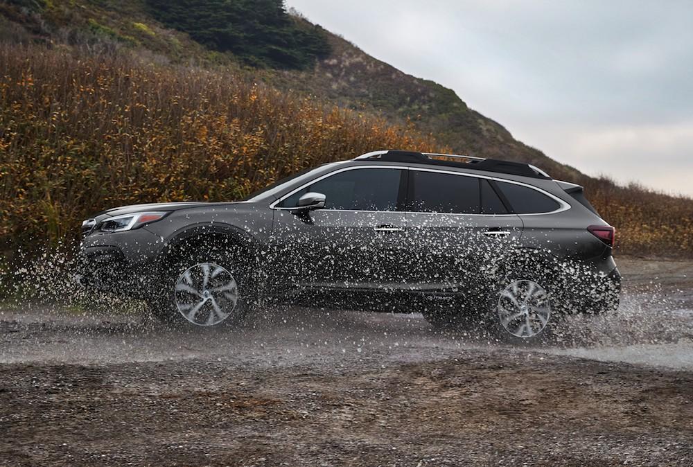 Subaru Outback del 2020 – Prueba de manejo