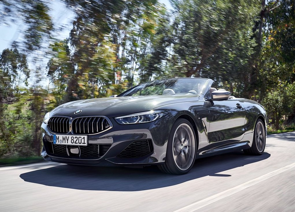 BMW 840i convertible del 2020,  un convertible que se siente ligero y ágil