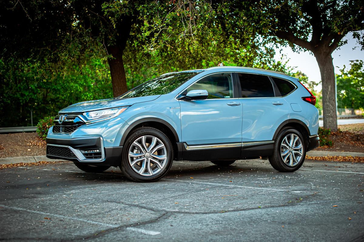 2020 Honda CR-V Hybrid AWD Touring. Prueba de Manejo