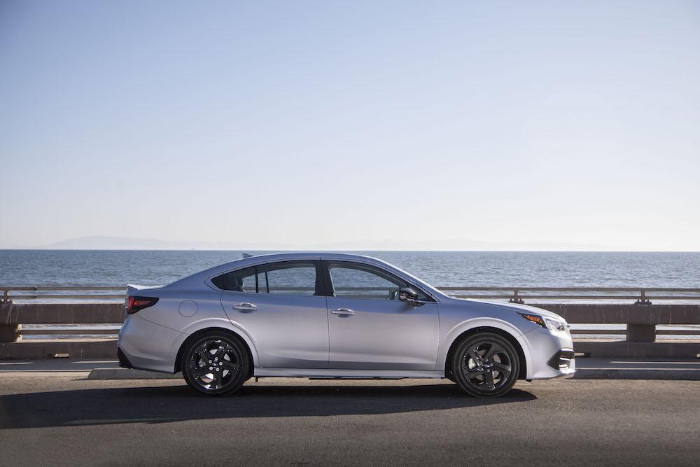 Subaru Legacy Limited XT del 2020 – Prueba de manejo