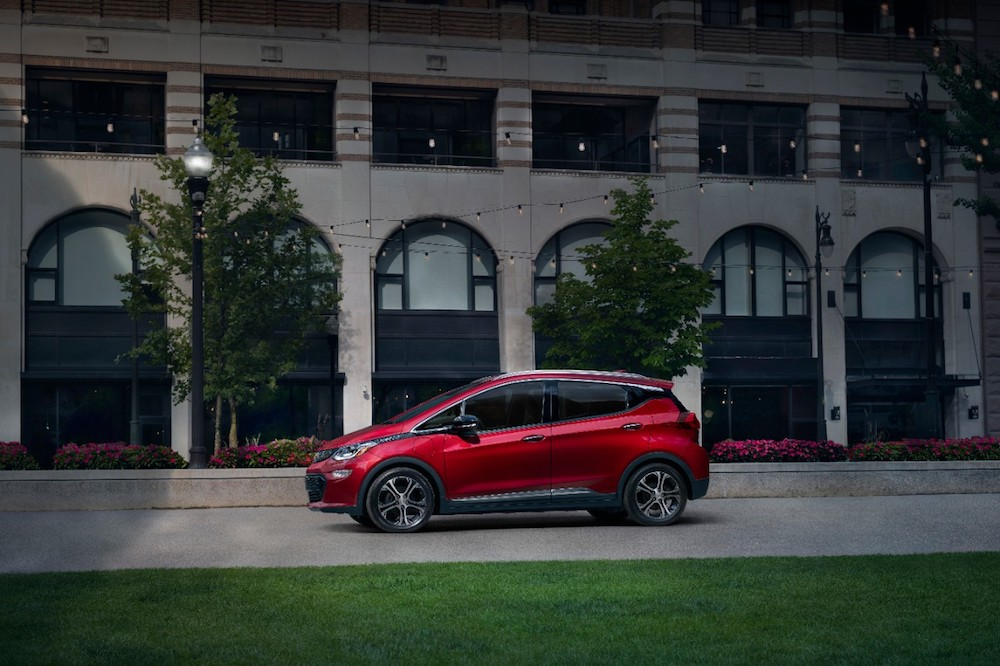 Chevrolet Bolt EV del 2020 – Totalmente eléctrico