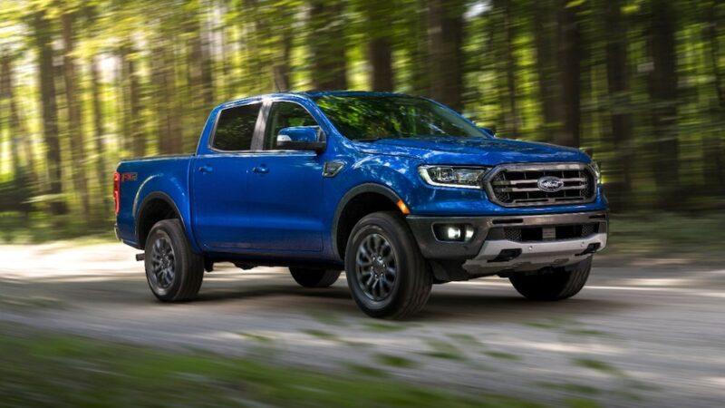 Ford Ranger Lariat del 2020  – Prueba de manejo