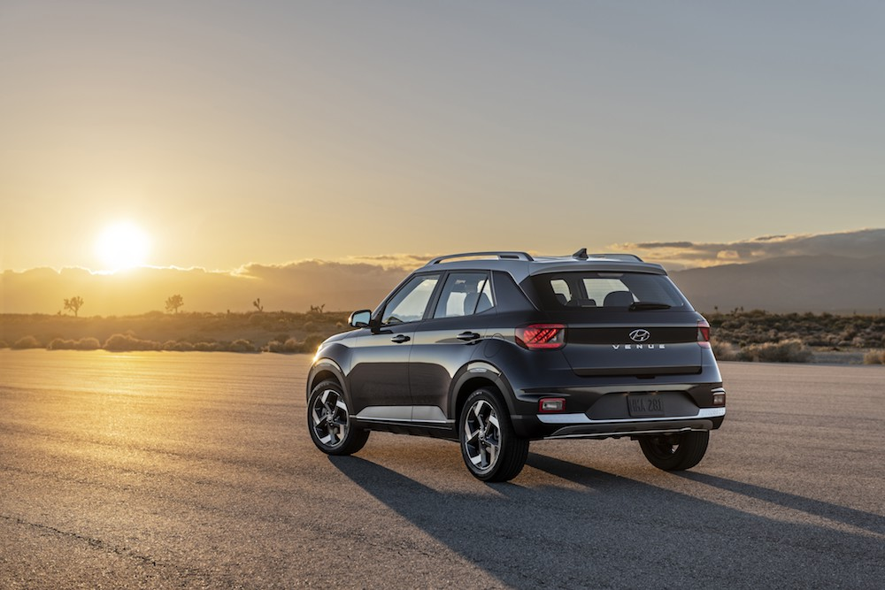 Hyundai Venue del 2020 – Pequeño pero completo