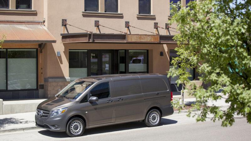 Mercedes Benz Metris Cargo Van del 2020 – Una furgoneta muy versátil