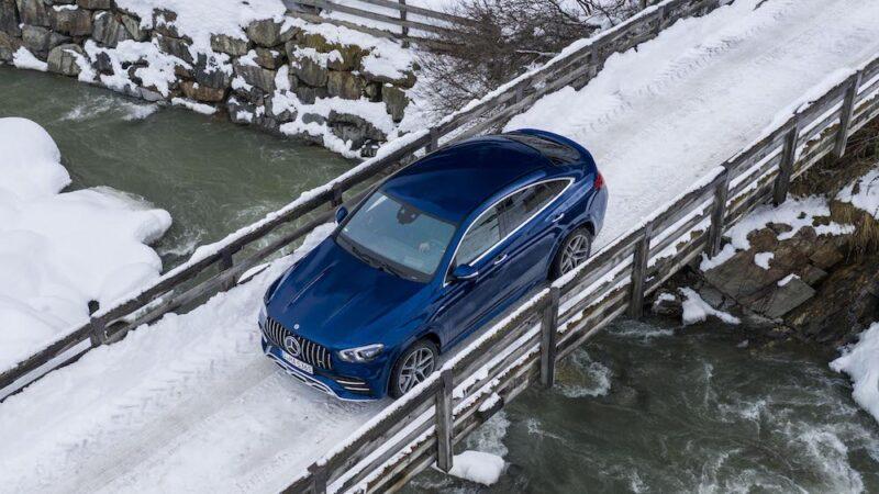 Mercedes AMG GLE 53 Coupe 2021 – Prueba de manejo.