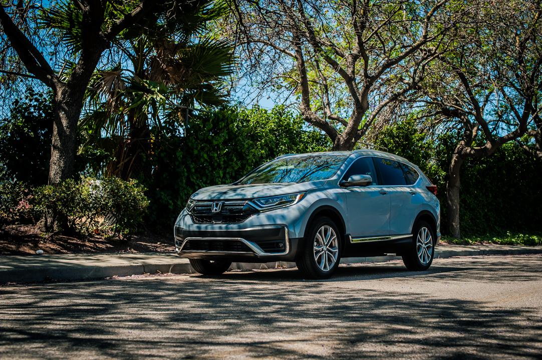 2020 Honda CR-V Touring  – Prueba de Manejo