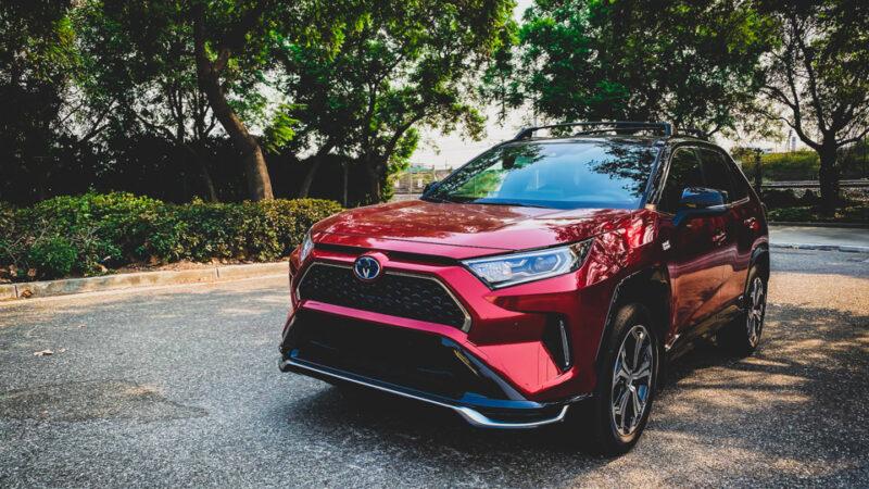 2021 Toyota RAV4 Prime XSE