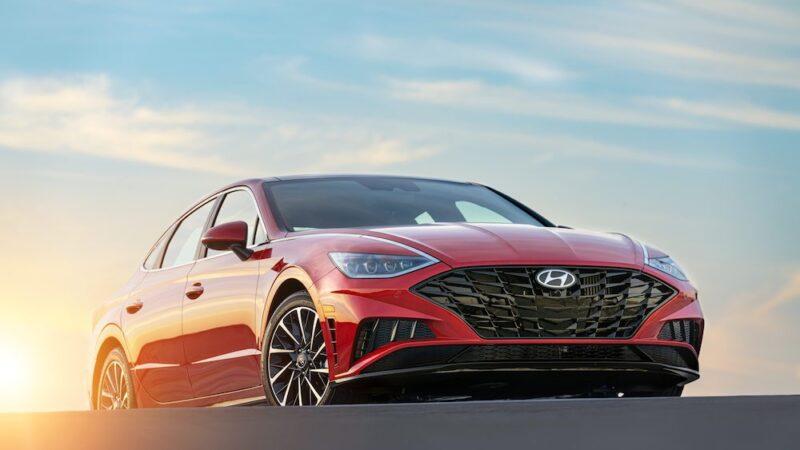 Hyundai Sonata del 2020, un audaz cambio de estilo