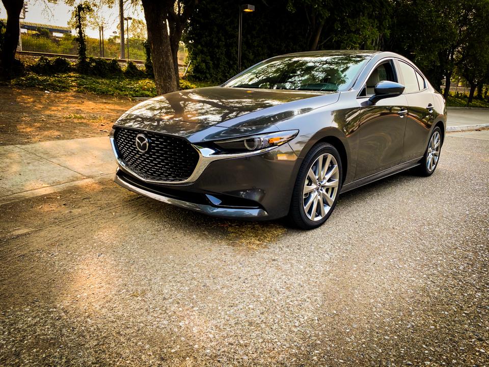 2020 Mazda Mazda3 Sedan AWD w/Prem Pkg – Prueba de Manejo