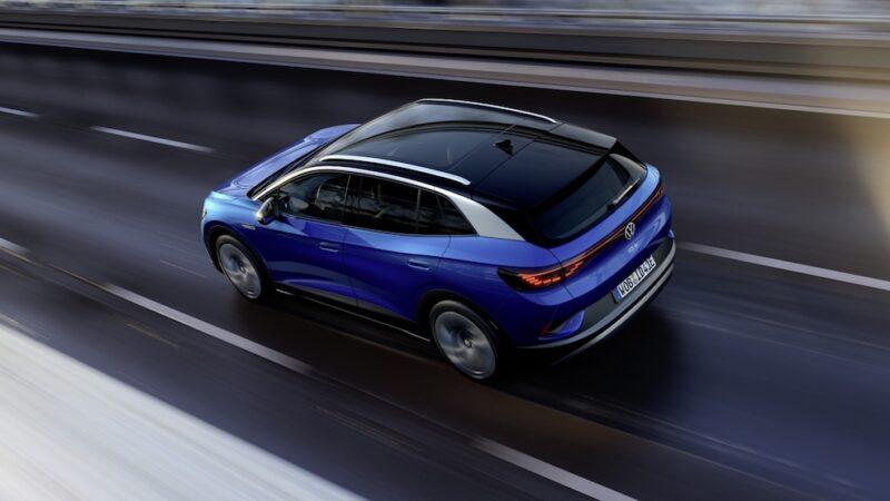 Volkswagen ID.4 del 2021 – Debut Mundial