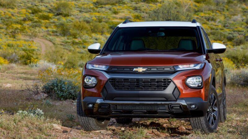 Chevrolet Trailblazer Activ del 2021, un SUV elegante y cómodo