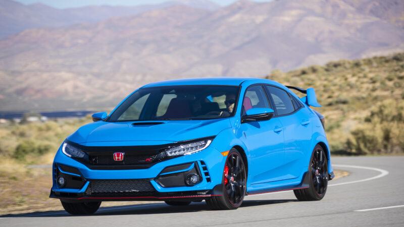 Prueba: Honda Civic Type R del 2020, con variedad de mejoras y motor más potente