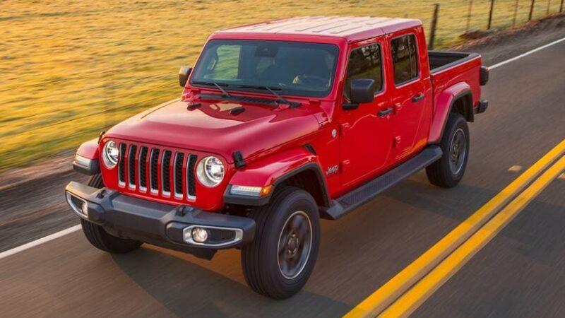 Jeep Gladiator Diésel del 2021. Ser distinto es su principal atractivo