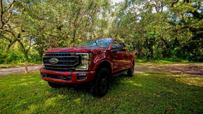 Ford Super Duty F250 del 2020, sigue siendo líder