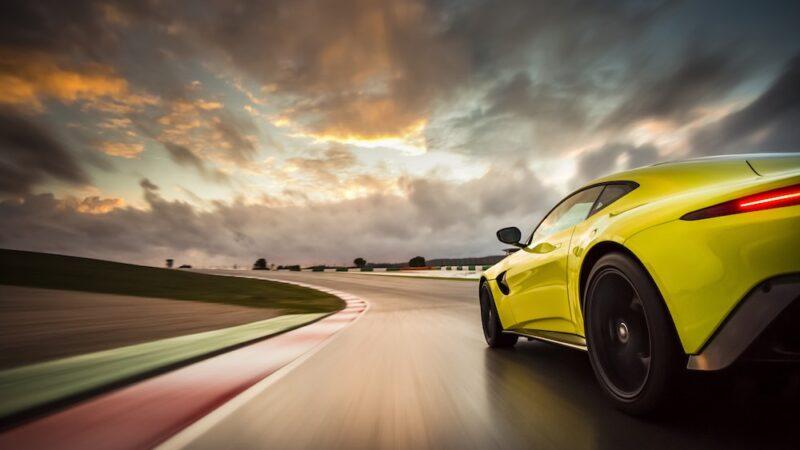 Aston Martin Vantage Coupé del 2020, imposible aburrirse