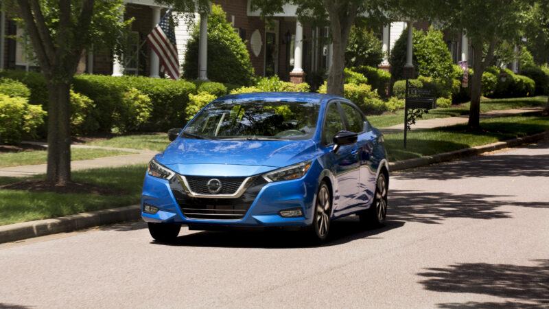 Prueba: Nissan Versa SR del 2021, con un excelente nivel de refinamiento