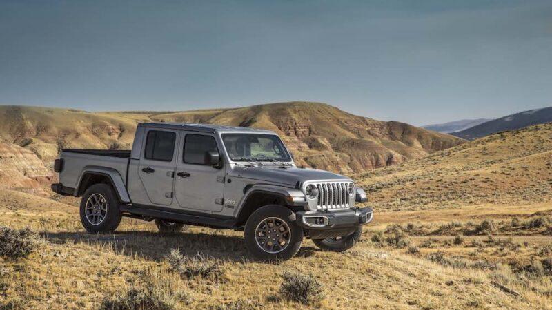 Jeep Gladiator Overland 4×4 Diesel del 2021, mucho más que una camioneta