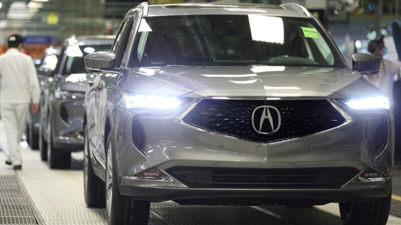 El Acura MDX del 2022, de cuarta generación, sale a la venta con nuevos atractivos