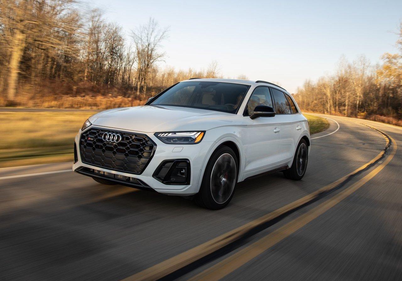 Prueba: Audi SQ5 del 2021, demuestra su agilidad y control en las carreteras