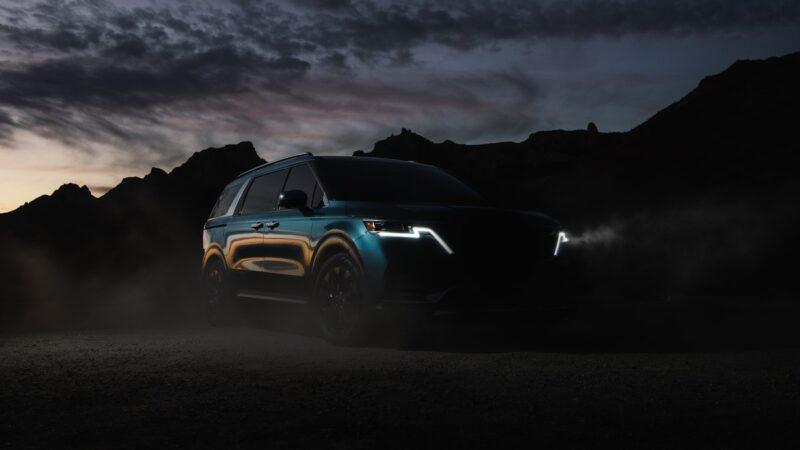 En unos días se presentará el Kia Carnival del 2022, el nuevo vehículo multiusos