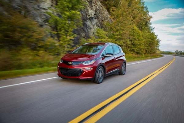Chevrolet Bolt EV Premier del 2021, enchúfalo y listo