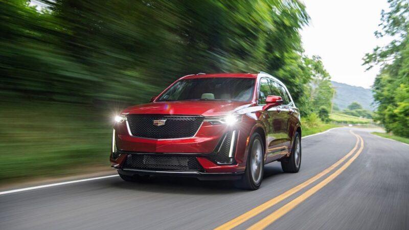 Prueba del Cadillac XT6 Sport del 2021