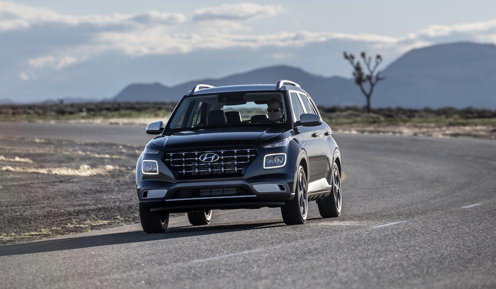 Hyundai Venue del 2021, pequeño pero robusto