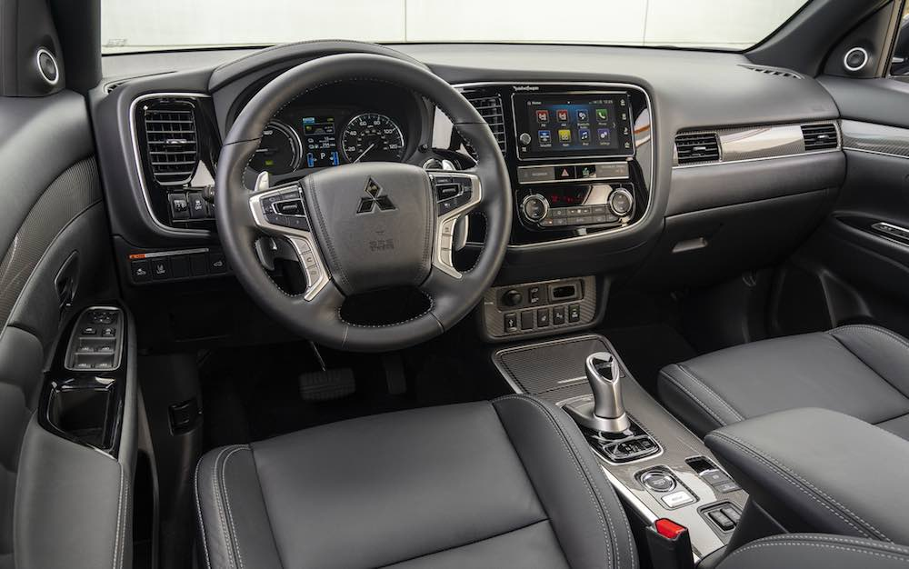 2021 Mitsubishi Outlander PHEV