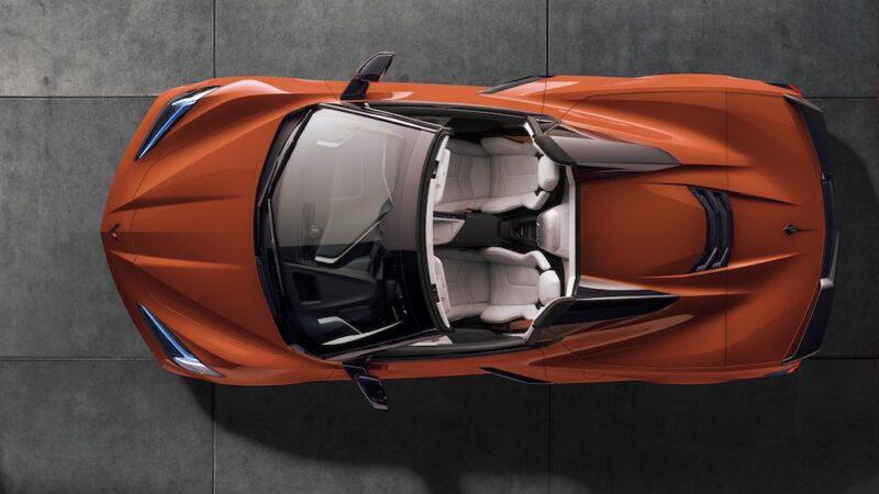 Corvette Stingray del 2021, un deportivo con estirpe