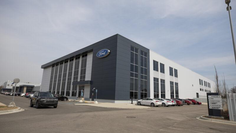 """El """"Ion Park"""" será el centro mundial por excelencia de las baterías de Ford"""