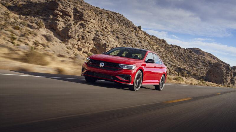 Volkswagen Jetta GLI del 2021, con sutiles toques de deportividad