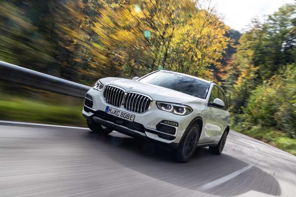 BMW X5 xDrive 45e, más potencia, más alcance